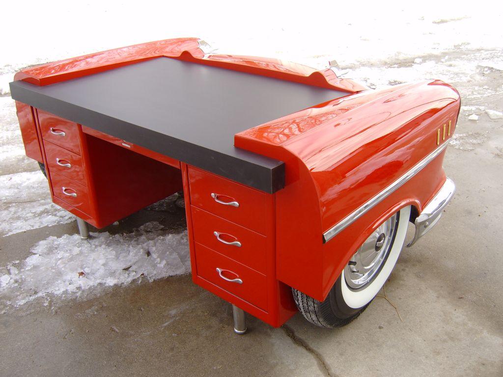 New Retro Cars Restored Classic Car Desks And Bars