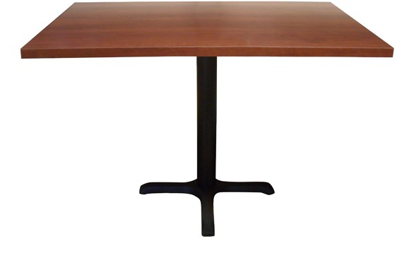 Restaurant Self Edge Laminated Table with 1.25 inch Edge