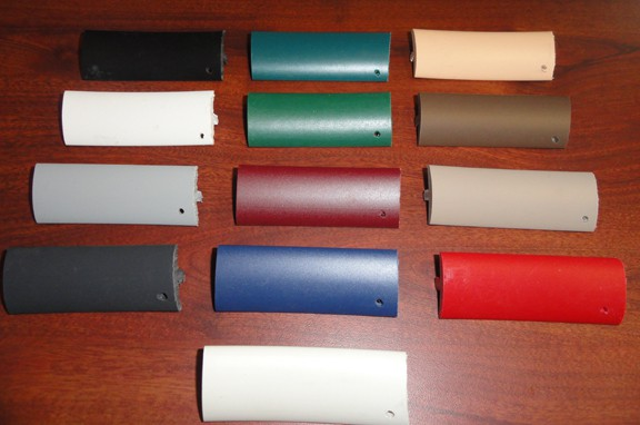 Table Top Bumper Colors