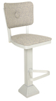 1800-OX-10 Oxford Button Back Stool