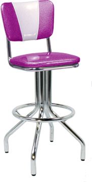 250 921V Retro Spider Leg Bar Stool