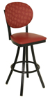 Click Here for Information on the 600-OX-20 Oxford Free Standing Swivel Rounded Back Stool