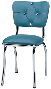 921DT Retro Barstool, click on image for larger view