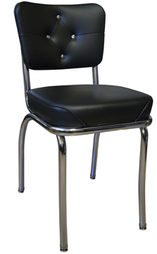 921DTSH Retro Barstool, click on image for larger view