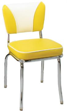 921elsh New Retro Dining Elite V Back Diner Chair