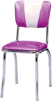 921V - Classic Retro Diner Chair