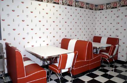 Retro Booths