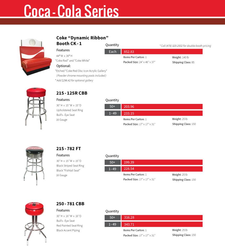 cola retro furniture images. Black Bedroom Furniture Sets. Home Design Ideas