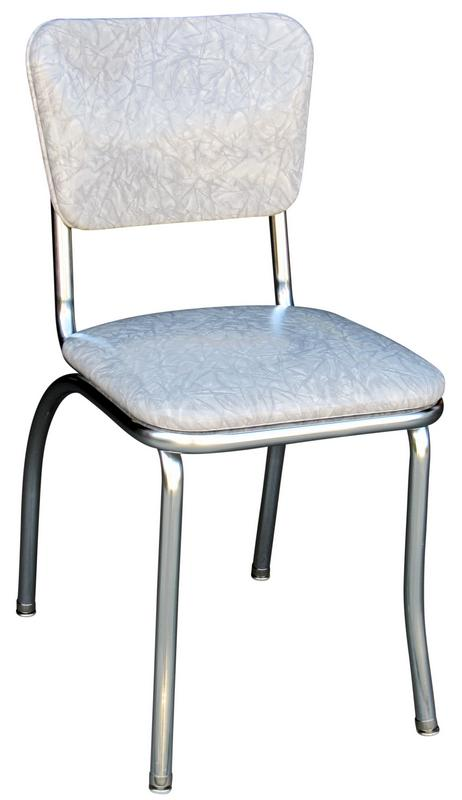Diner Chair   4110 | Classic Curved Back Diner Chair | Retro Diner Chair |  Retro Kitchen Chairs