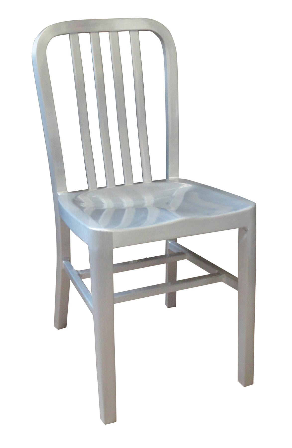 HPN 100 New Retro Dining Classic Aluminum Chair