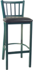 Click Here for Information on the LSC-1350 Legends Vertical Ladder Back Stool