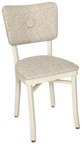 OX-10 - Oxford Metal Button Back Chair Chair