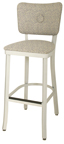 OX-110 BS Oxford Button Back Stool