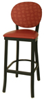Click Here for Information on the OX-120 BS Oxford Free Standing Rounded Back Stool