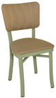 OX-30 - Oxford Metal Channel Back Chair Chair