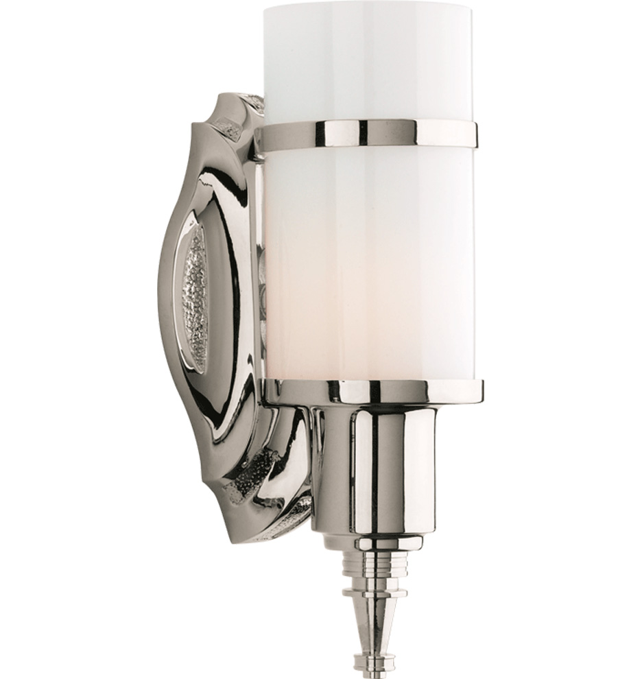 Bathroom Lights Art Deco: New Retro Deco Wall Sconce
