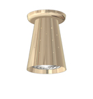 LH-17 Unlacquered Polished Brass