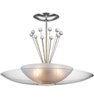 LH-21, Retro Space Age Pendant Light Fixture
