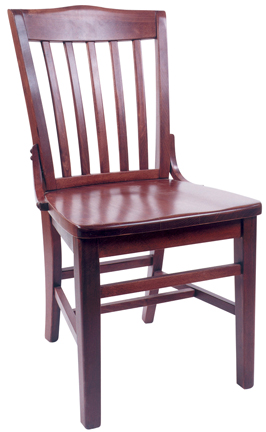 WLS-180 Schoolhouse Dining Chair