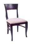 WLS-140 - Venice Back Wood Chair