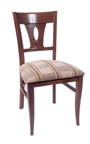 WLS-190 - Lido Back Wood Chair