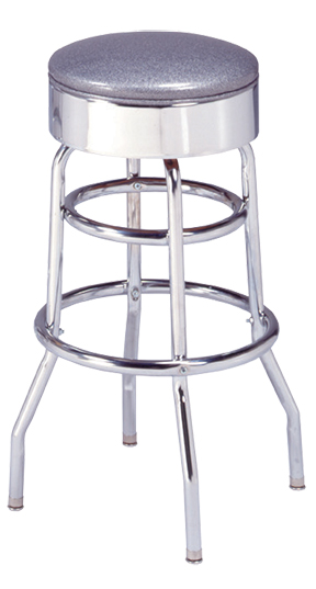 215 46 New Retro Dining 30 Quot Revolving Double Foot Ring