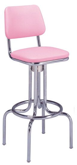 264-530 Retro Bar Stool